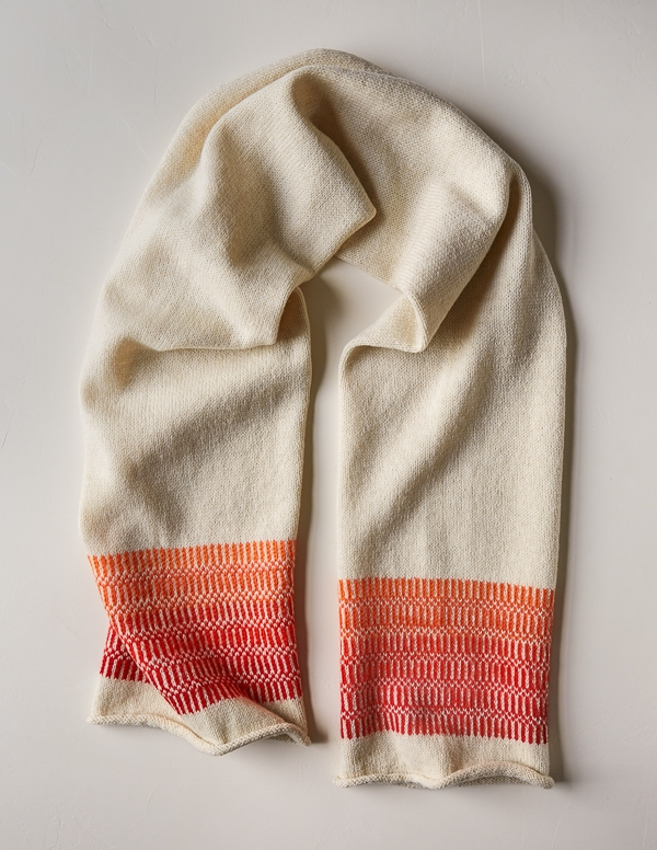 Colorwork Tube Scarf | Purl Soho