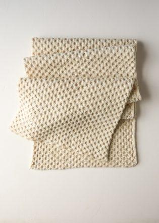 Honeycomb Wrap | Purl Soho