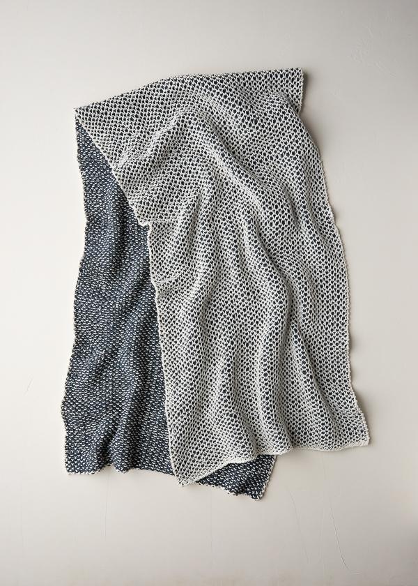 Latticework Wrap | Purl Soho
