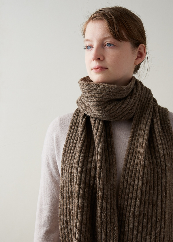 Lovely Ribbed Cowl | Purl Soho