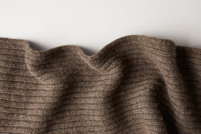 Lovely Ribbed Scarf | Purl Soho