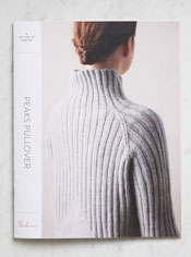 Peaks Pullover Pattern