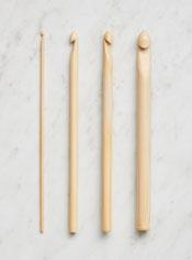 Addi Bamboo Crochet Hooks
