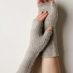 Slip Stitch Hand Warmers