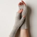 Slip Stitch Hand Warmers