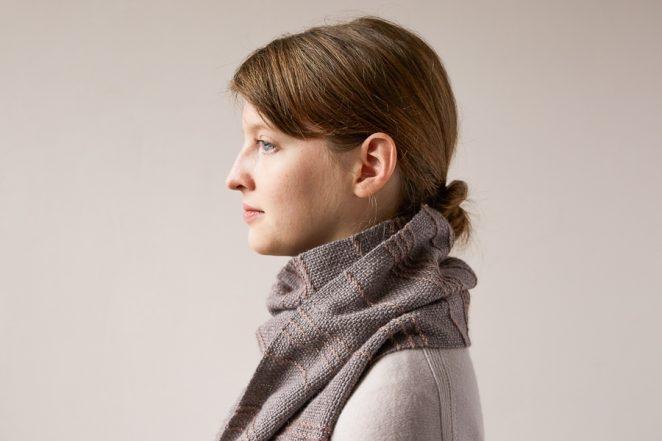 Soumak Weave Scarf | Purl Soho