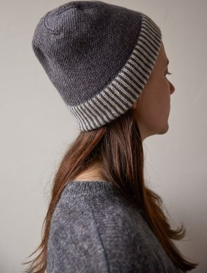 Striped Cuff Hat | Purl Soho