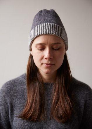 Striped Cuff Hat | Purl Soho