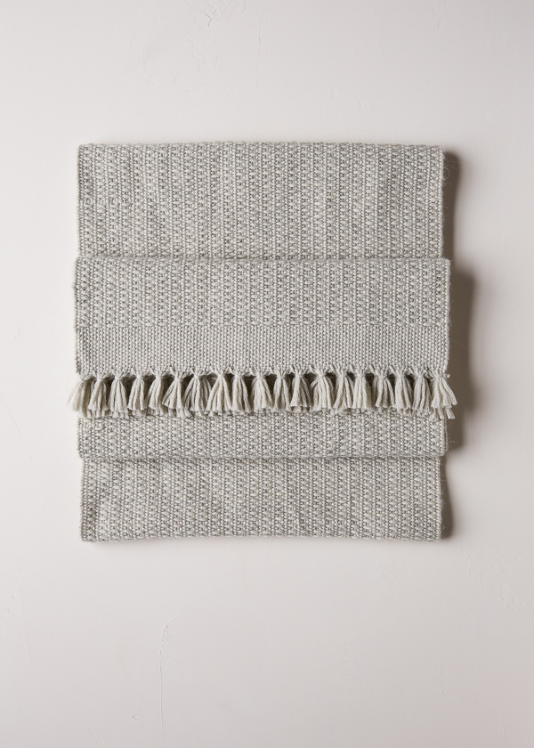 Weft Floats Scarf | Purl Soho