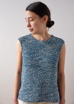 Cap Sleeve Pullover | Purl Soho