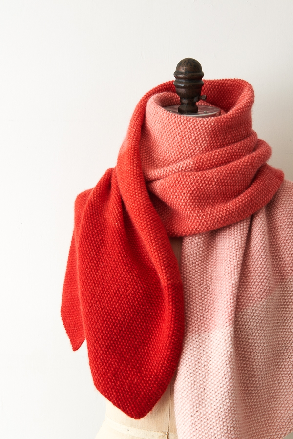 Cashmere Ombré Wrap Kit in New Colors | Purl Soho