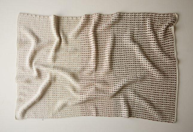 Crochet Tonal Blanket | Purl Soho