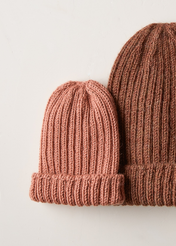 Lovely Ribbed Hat Purl Soho