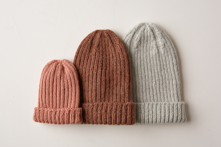 Lovely Ribbed Hat | Purl Soho