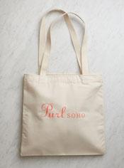 Purl Soho Tote Bag