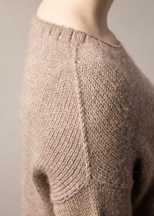 Camber Pullover | Purl Soho