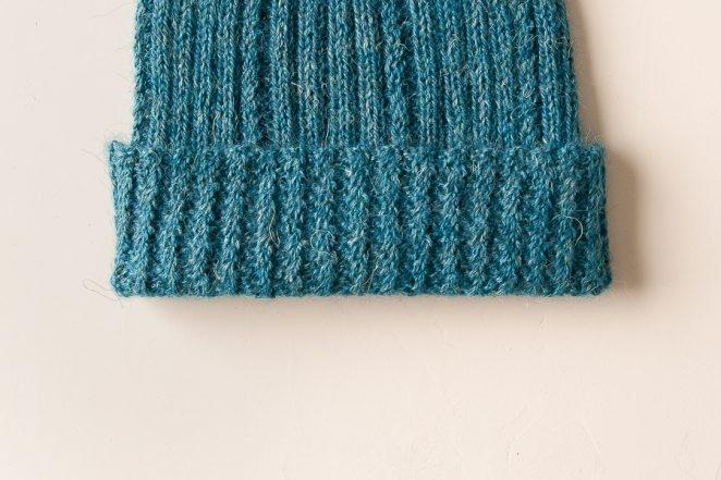Mock Cable Columns Hat | Purl Soho