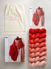 Cashmere Ombré Wrap Kit