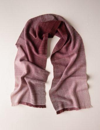 Woven Cashmere Ombré Scarves | Purl Soho