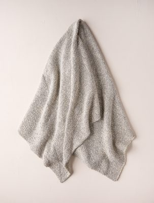 Cotton + Linen Bath Wrap | Purl Soho