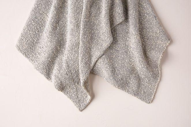 Cotton + Linen Bath Wrap | Purl Soho