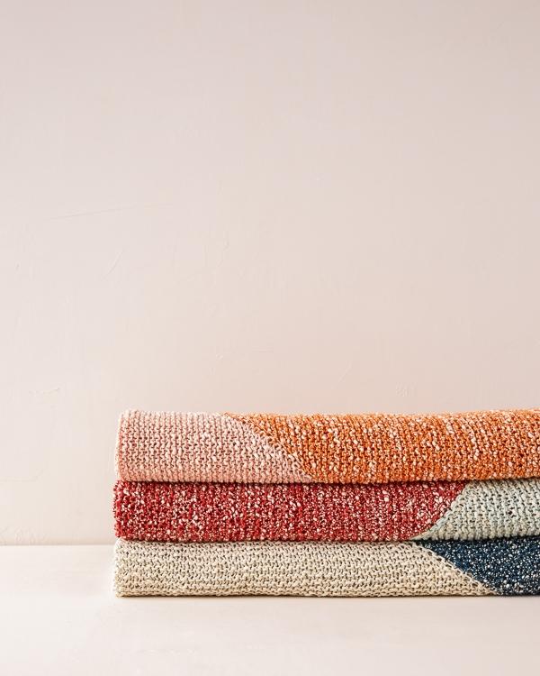 Half + Half Blanket | Purl Soho