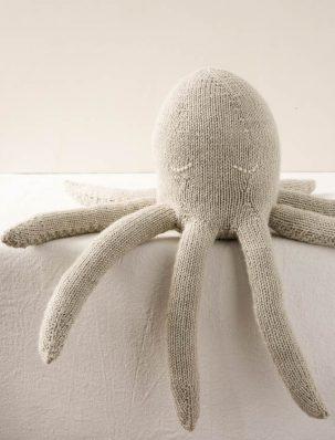 Knit Octopus in Season Alpaca | Purl Soho