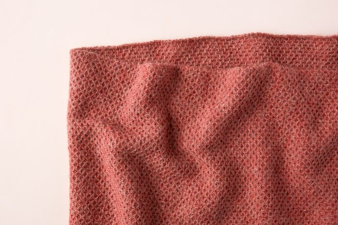 Mini Honeycomb Scarf | Purl Soho