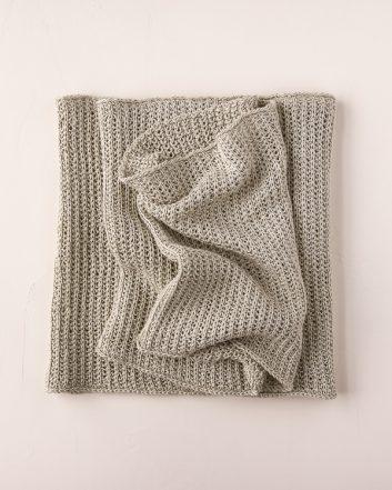 Slip Stitch Summer Cowl | Purl Soho
