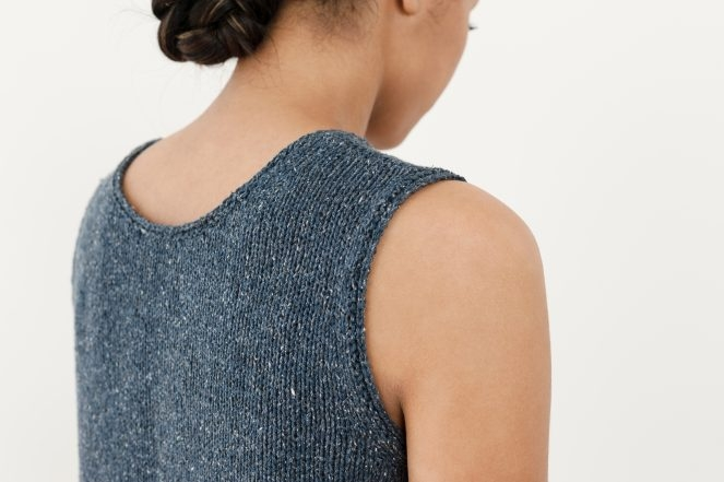 Julie Hoover for Purl Soho: Sayer | Purl Soho