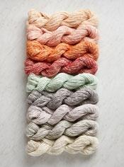 Gradient Stripe Blanket Bundle