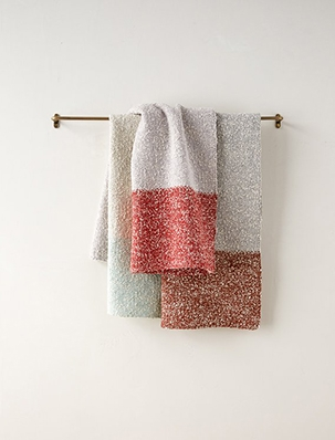 Colorblock Hand Towels | Purl Soho
