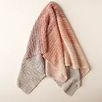 Gradient Stripe Blanket