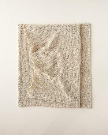 Rose Stitch Wrap | Purl Soho
