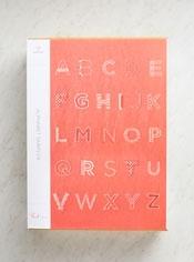 Alphabet Sampler Kit