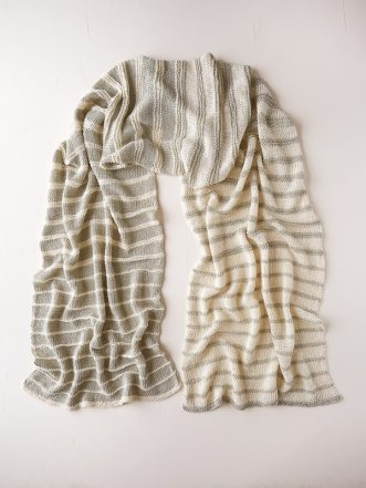Light + Shadow Wrap | Purl Soho