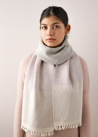 Double Weft Scarf | Purl Soho