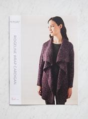 Ridgeline Wrap Cardigan Pattern