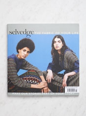 Selvedge, Issue 84, September/October, 2018
