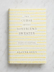 The Curse of the Boyfriend Sweater by Alanna Okun