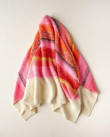 Muhuroosa Blanket   Purl Soho