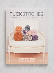 Tuck Stitches by Nancy Marchant