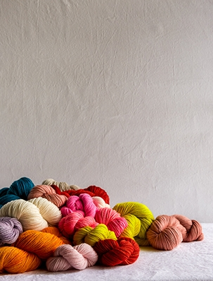 New Yarn: Posy + Pocket Posy | Purl Soho