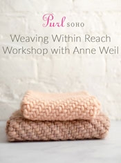 Weaving Within Reach Workshop with Anne Weil