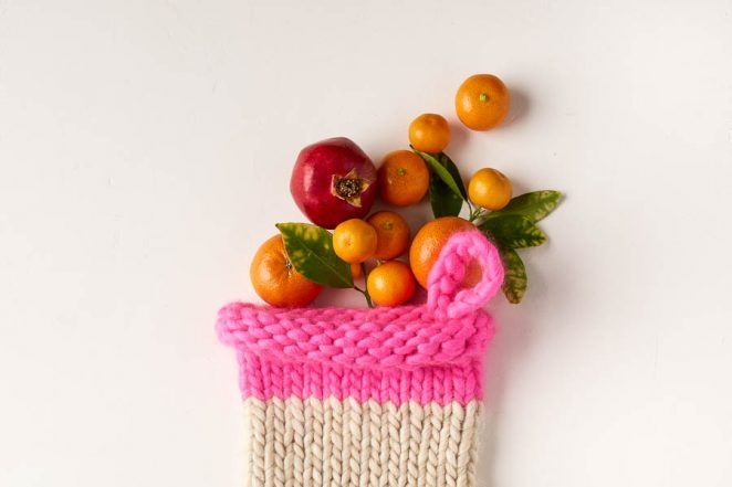 Knit Before Christmas Stocking | Purl Soho