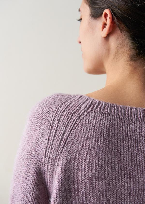 Pasture Pullover | Purl Soho