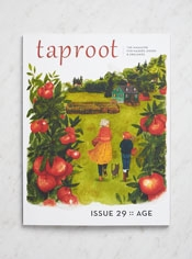 Taproot, Issue 29: Age