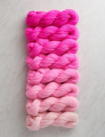 Purl Soho Pink!