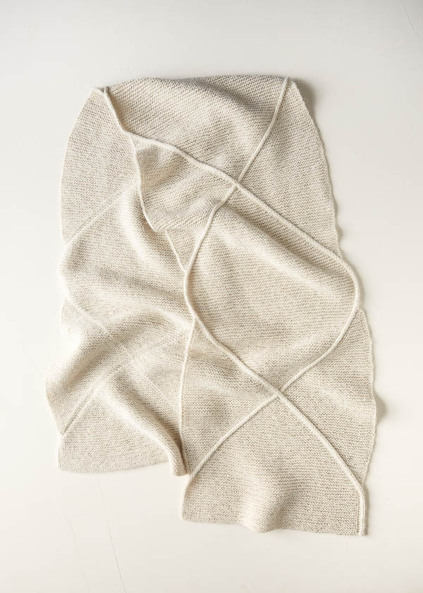 Delicate Cable Scarf | Purl Soho