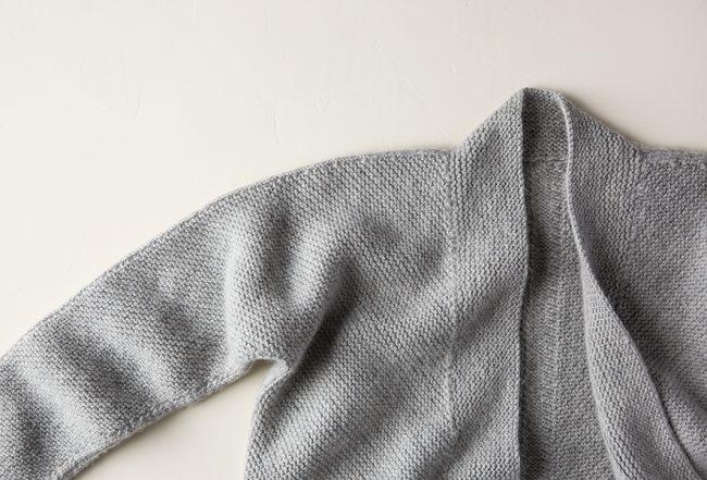 Incline Decline Cardigan | Purl Soho